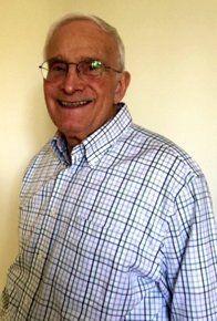 AFGMC Board Member, Barry Badner