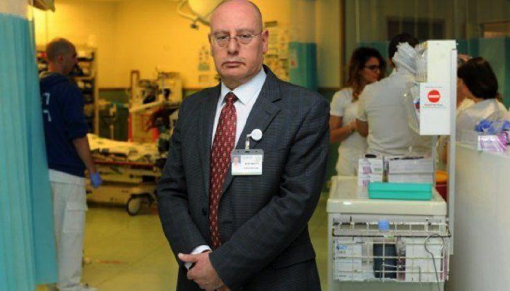 Dr. Masad Barhoum.      Credit: Rami Shllush