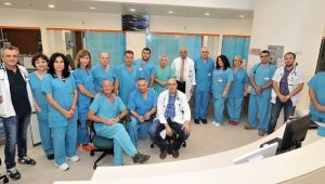 Introducing the Moskowitz Cardiology Department