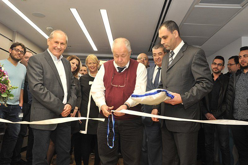 Celebrating the Opening of the new Maxillofacial Center