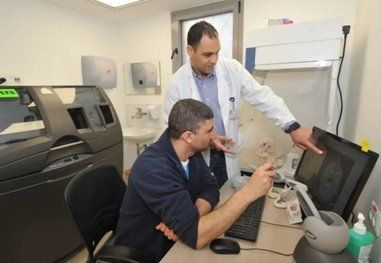 Galilee Hospital uses 3D Lab for jaw surgery.