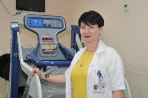 Meet Dr. Julia Kovalenko, Director of Galilee Medical Center's Rehabilitation Department