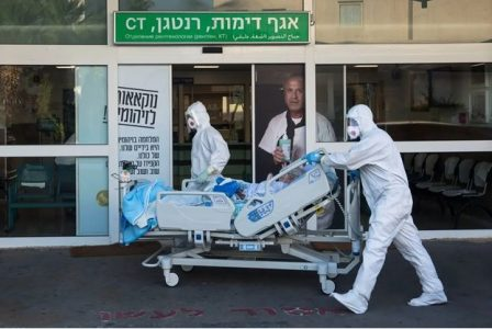 In Israel's First Hospital to Turn Away Coronavirus Patients, a Stark Warning of Collapse