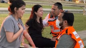 Israel medics, hospital simulate terror scenario